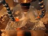 Usinage du carter d'huile de notre moteur