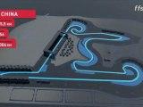 F1 - Shanghai - Un tour avec Sébastien Buemi
