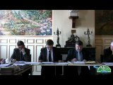 Conseil municipal de Saint-Pierre du Vauvray - avril-2010  budget de la commune -comptes de gestion 2009