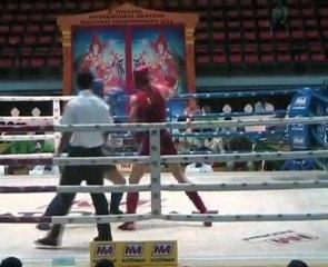 Wojciech Kosowski, Muay Thai Mistrzostwa Świata 2010 WMF