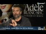 """Luc Besson : """"Adèle Blanc-Sec"""" à Caen"""