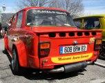 Spécial Simca Rallye - 8ème montée historique de St Cézaire