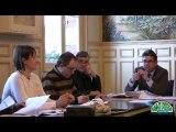 Conseil municipal de Saint-Pierre du Vauvray - budget 2010 - associations et CCAS
