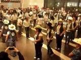 Bal Country City 2010 - La danse chorégraphiée par Cindy...