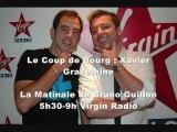 Canular Téléphonique Le Coup de Bourg : Xavier Gravelaine piégé en direct sur France 2 par Olivier Bourg
