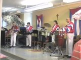 Musique cubaine et latino-américaine - Collecte de fonds - Groupe Caliente Son