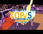 Top 5, Pro A : Actions 2009-2010 - N°10