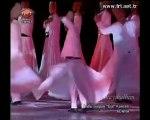 Tasavvufi Sufi müzik Semazen 1 Kutlu doğum 2010