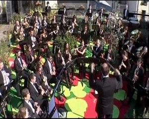 L'orchestre d'harmonie de Pantin joue Boris Vian