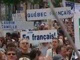 Le francais a Montreal partie 2 Les Francs Tireurs