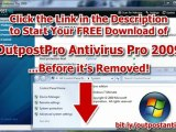 Outpost Antivirus Free Download!?