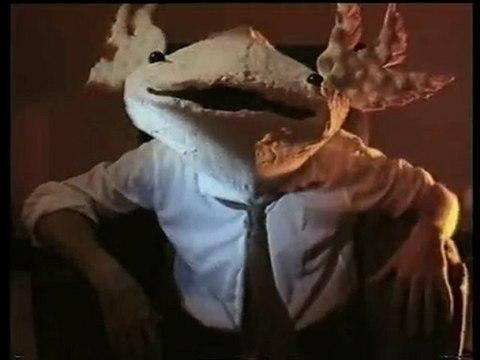 Axolotl en 1984