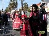 carnaval de Bandol le défilé