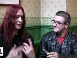 Metal video interview with arch enemy by loud tv