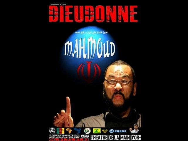 Dieudonné  « Mahmoud » nouveau spectacle