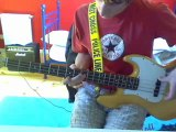 Red Hot Chili Peppers - Dani California Bass Cover