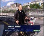 Emission 1 sur France3 à propos de Futur en Seine 2009