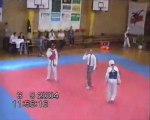 Taekwondo WTF The Best Of Junior  Łódź 2002 - 2006 - vol 1