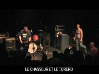 "POGOMARTO ""Le chasseur et le torero"""