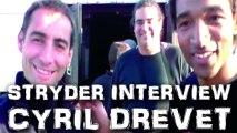 Rencontre avec Cyril Drevet