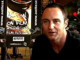 Cam McHarg interviewed at AOF International Film Festival