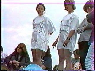 Championnat de France de Triathlon UNSS à Montbéliard 1995