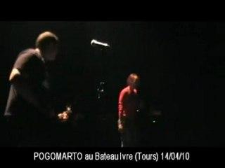 "POGOMARTO ""Un connard, une connasse"""