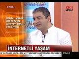 Atif Unaldi CNNTURK'te Ozge Uzun'un konugu