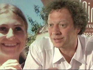 Interview de Frédéric Boyer