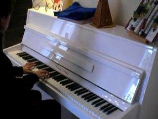 Chris Wilson au Piano pour le Fun