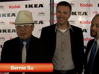 Tubefilter covers the 2010 Streamy Awards Red Carpet