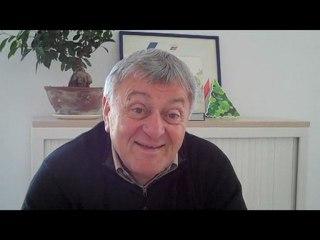 René Eymard, président de l'office de tourisme de Chambéry