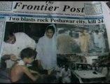 Peshawar City Shuts Down After Blast Kills 23