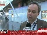 L'aéroport de Lesquin est toujours fermé (Lille)
