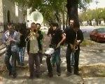 Stage fanfares et brass band à La Nouvelle-Orléans 2010 - 1