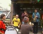 Stage fanfares et brass band à La Nouvelle-Orléans 2010 - 3
