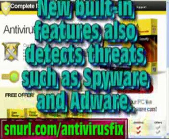 Complete protection – Antivirus Firewall | Anti Virus