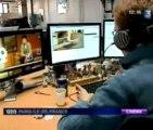 Cap Digital, Attitude Studio et Quantic Dream  sur France3