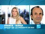 Sarkozy veut une loi sur l'interdiction du voile intégrale