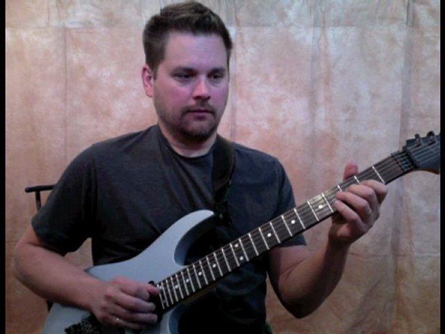 Blues Rock Guitar Tricks Lesson
