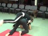 Mixed Martial Arts for Women, Azad's Martial Arts