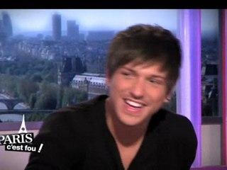 Paris c'est fou du 16 avril - invité : Quentin Mosimann