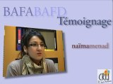 Jobs d'été : passer son BAFA - Témoignage de Naïma, en stage