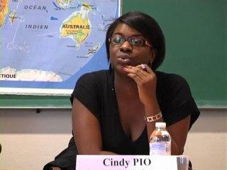 Geomarketing, Parcours d'une géographe : Cindy