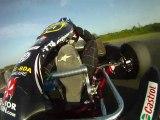 Circuit Kart X30 St Genis de Saintonge 24 4 2010