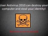 How To Remove User Antivirus 2010 - User Antivirus 2010 Remo