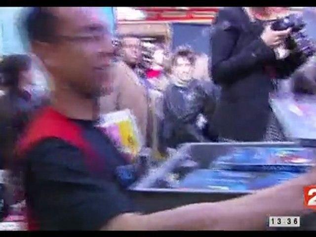 L'AVANT PREMIERE D'AVATAR AU JT DE FRANCE 2