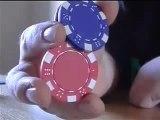 How to do Poker Tricks: Chip Twirl Poker Trick