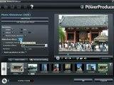 CyberLink PowerProducer 5 - 01 - Disque diaporama photos