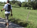 TSL OUTDOOR - Bâtons Marche Nordique / Nordic Walking Poles